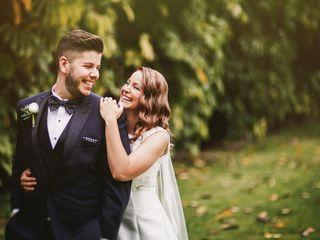 La boda de Ivette y Omar