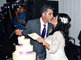 La boda de Maria y Salvador