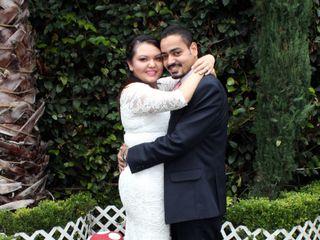La boda de Nallely y Abdelmageed 1