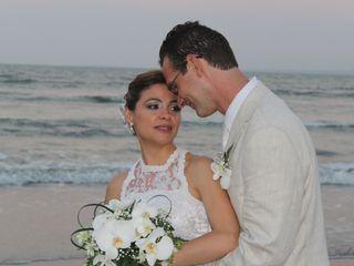 La boda de Marco y Rocío