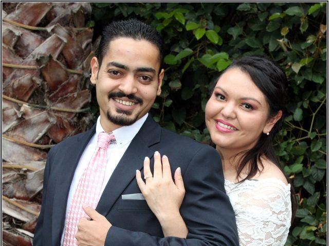 La boda de Nallely y Abdelmageed