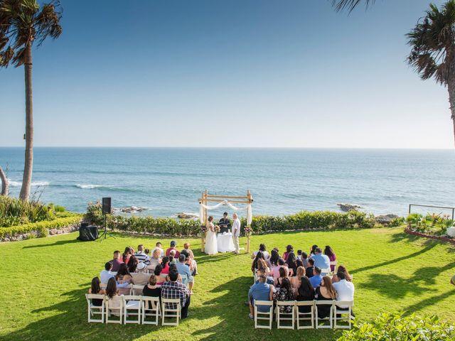La boda de Sean y Elizabeth en Rosarito, Baja California 1