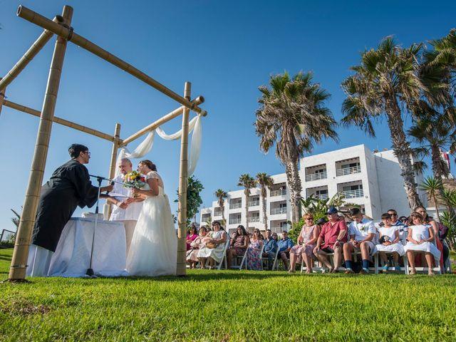 La boda de Sean y Elizabeth en Rosarito, Baja California 2