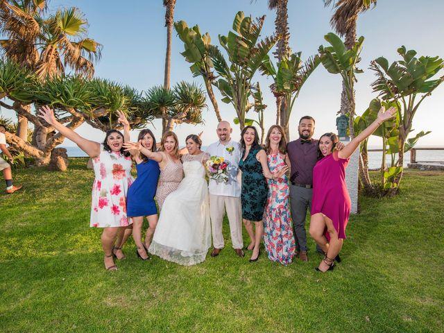 La boda de Sean y Elizabeth en Rosarito, Baja California 7
