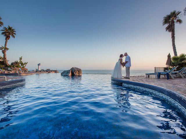 La boda de Sean y Elizabeth en Rosarito, Baja California 8
