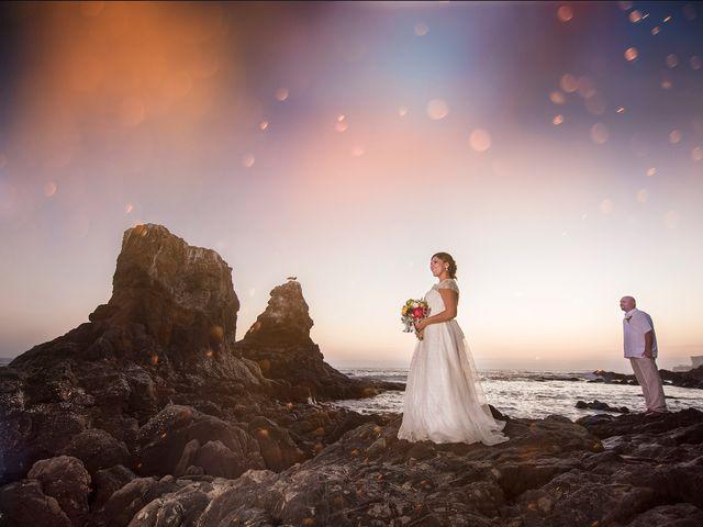 La boda de Sean y Elizabeth en Rosarito, Baja California 13