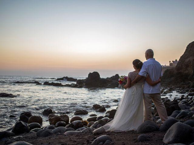La boda de Sean y Elizabeth en Rosarito, Baja California 15