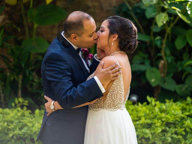 La boda de Diego y Criss en Zapopan, Jalisco 44