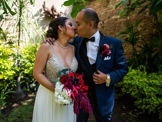La boda de Diego y Criss en Zapopan, Jalisco 46