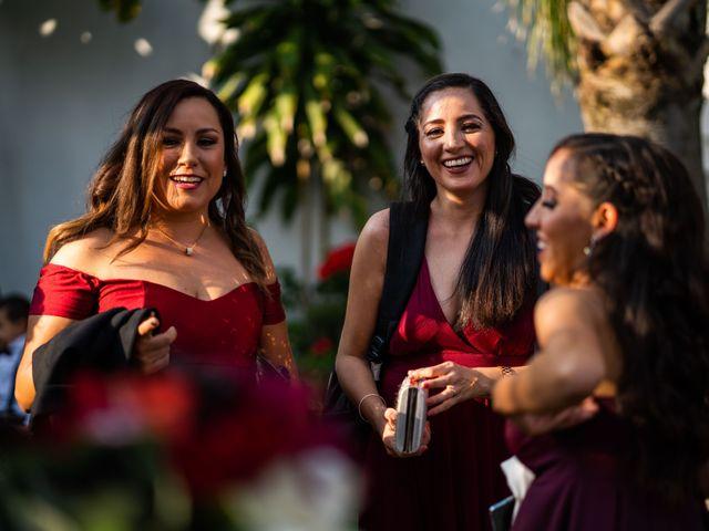 La boda de Diego y Criss en Zapopan, Jalisco 47