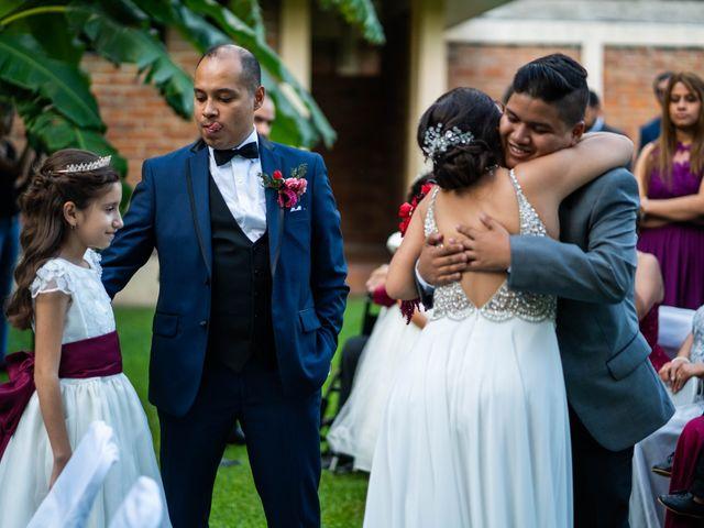La boda de Diego y Criss en Zapopan, Jalisco 51