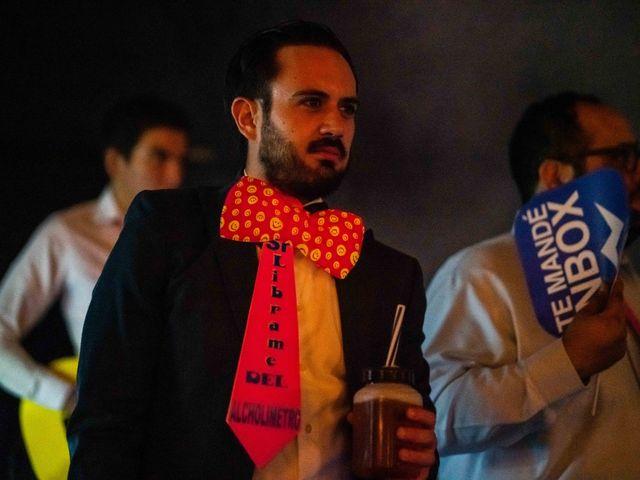 La boda de Diego y Criss en Zapopan, Jalisco 100