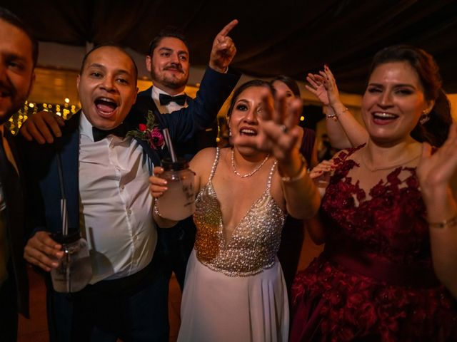 La boda de Diego y Criss en Zapopan, Jalisco 109