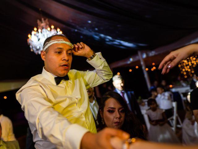 La boda de Diego y Criss en Zapopan, Jalisco 118