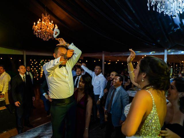 La boda de Diego y Criss en Zapopan, Jalisco 121