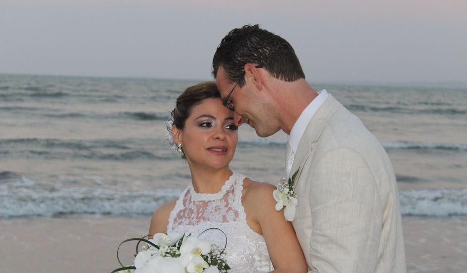 La boda de Rocío y Marco en Boca del Río, Veracruz - Bodas.com.mx