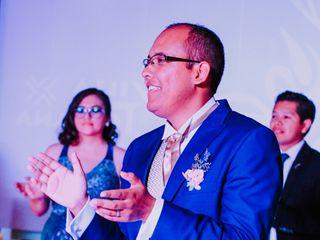 La boda de Karina y Omar 3