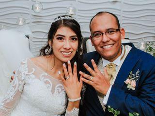 La boda de Karina y Omar