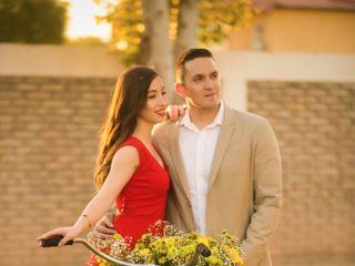La boda de Clara y Ángel 1