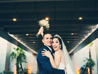 La boda de Clara y Ángel