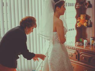 La boda de Erika y Martín 2