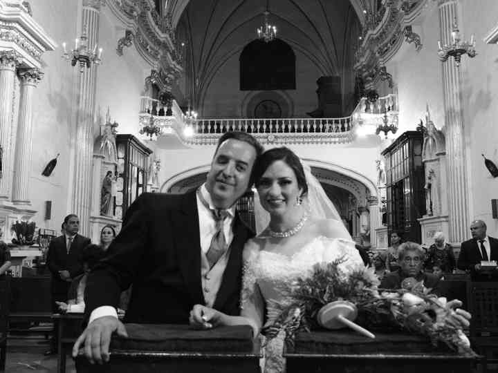 La boda de Francisco  y Araceli