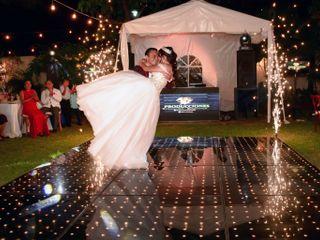 La boda de Shiomara y Azael 2