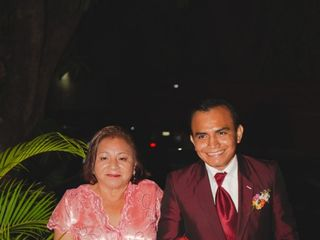 La boda de Shiomara y Azael 3