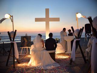La boda de Estefanía y Arturo 1