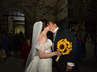 La boda de Francisco  y Araceli  1