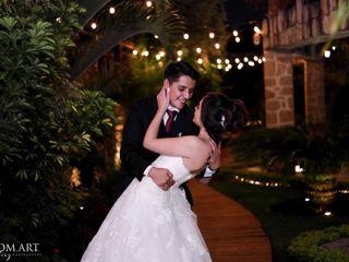 La boda de Lorena y Saul