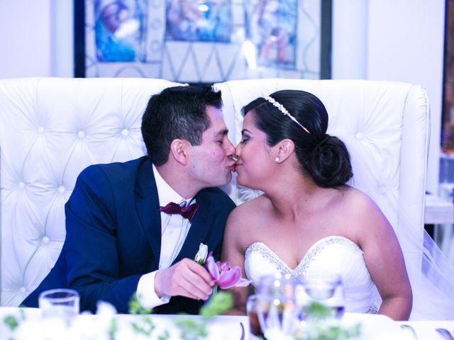 La boda de Jannet y Jorge