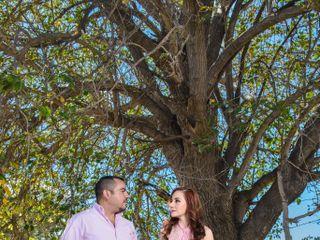 La boda de Daniela y Daniel 1