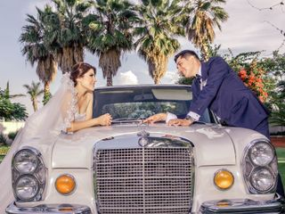 La boda de Betty y Joel Alejandro