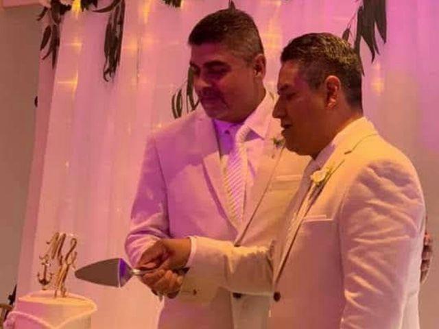 La boda de Gerardo y Guillermo