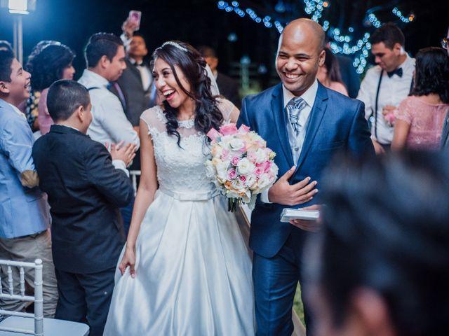 La boda de Mariana y Samuel