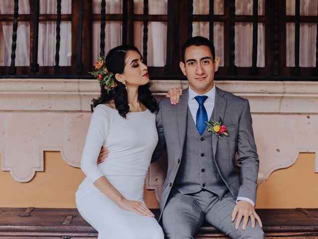 La boda de Alejandra y Jaime