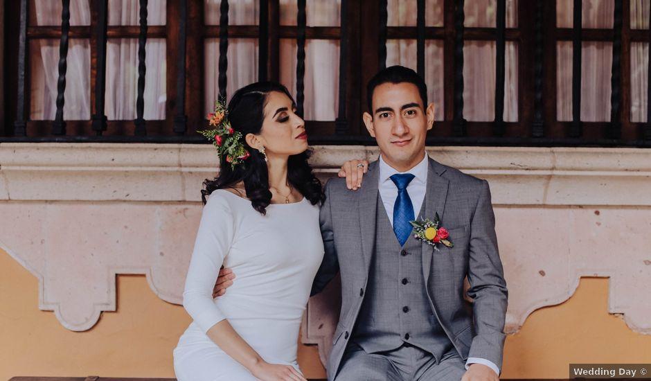 La boda de Jaime y Alejandra en Guanajuato, Guanajuato