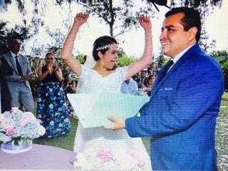 La boda de Miriam y Gonzalo