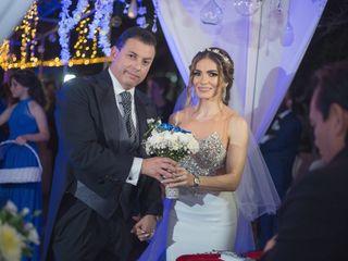 La boda de Gabriela  y Alfonso