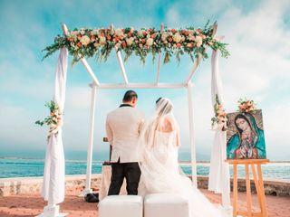 La boda de Lupe y Fernando