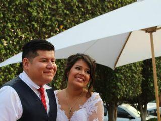 La boda de Noemí  y Damián  1