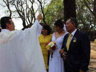 La boda de Noemí  y Damián  2