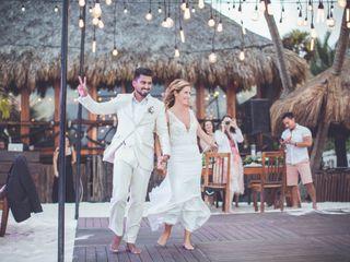 La boda de Sara y Arturo