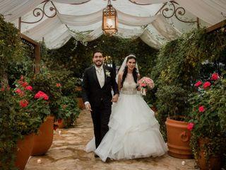 La boda de Laura y Emmanuel