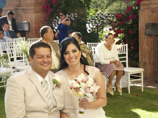 La boda de Alfonso y Becky