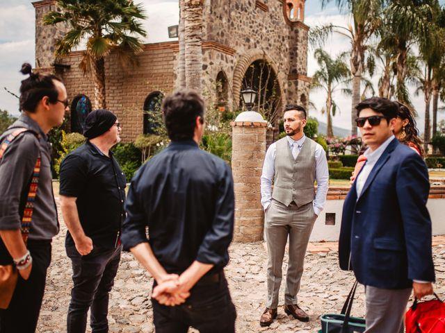 La boda de Raymundo y Marcela en Querétaro, Querétaro 2