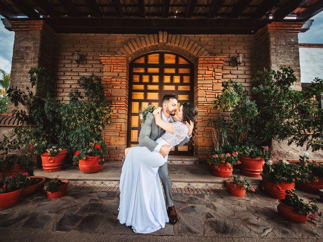 La boda de Marcela y Raymundo