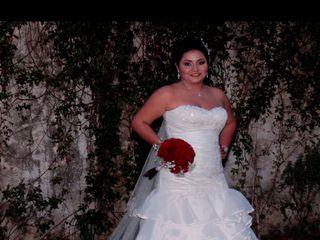 La boda de Karla y  Iván 1