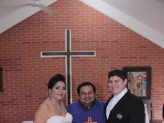 La boda de Karla y  Iván 2